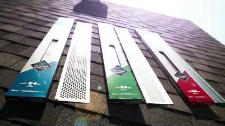 Benefits of installing the Alu-Rex rain gutter protection